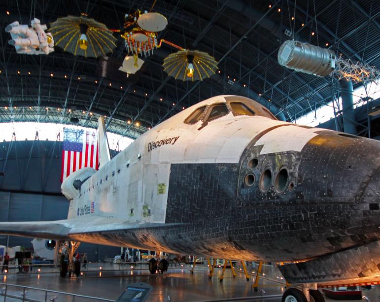 Национальный Авиакосмический Музей 3