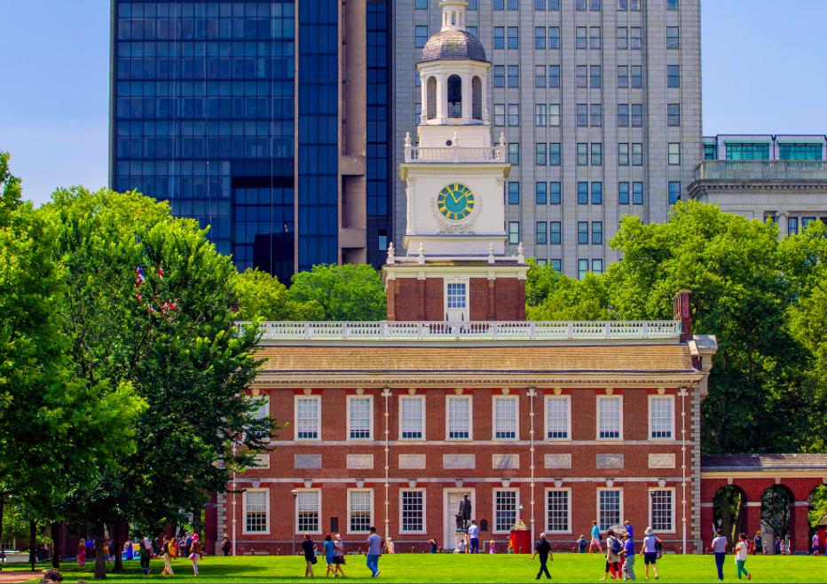 Парк независимости филадельфия free 3