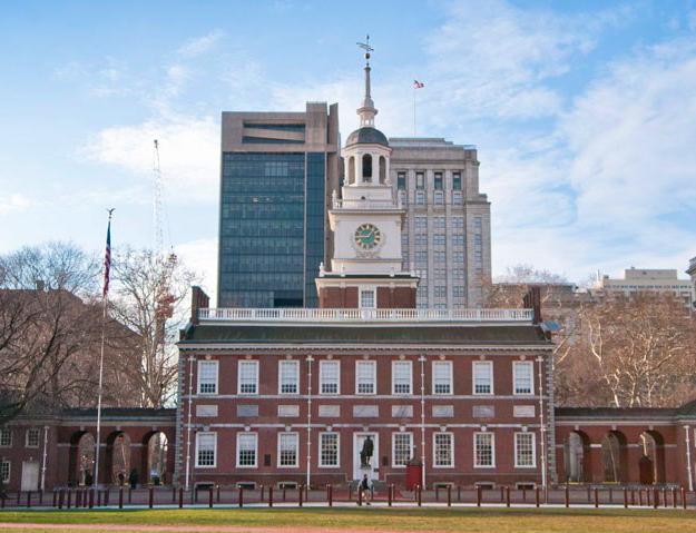 Парк независимости филадельфия free 5