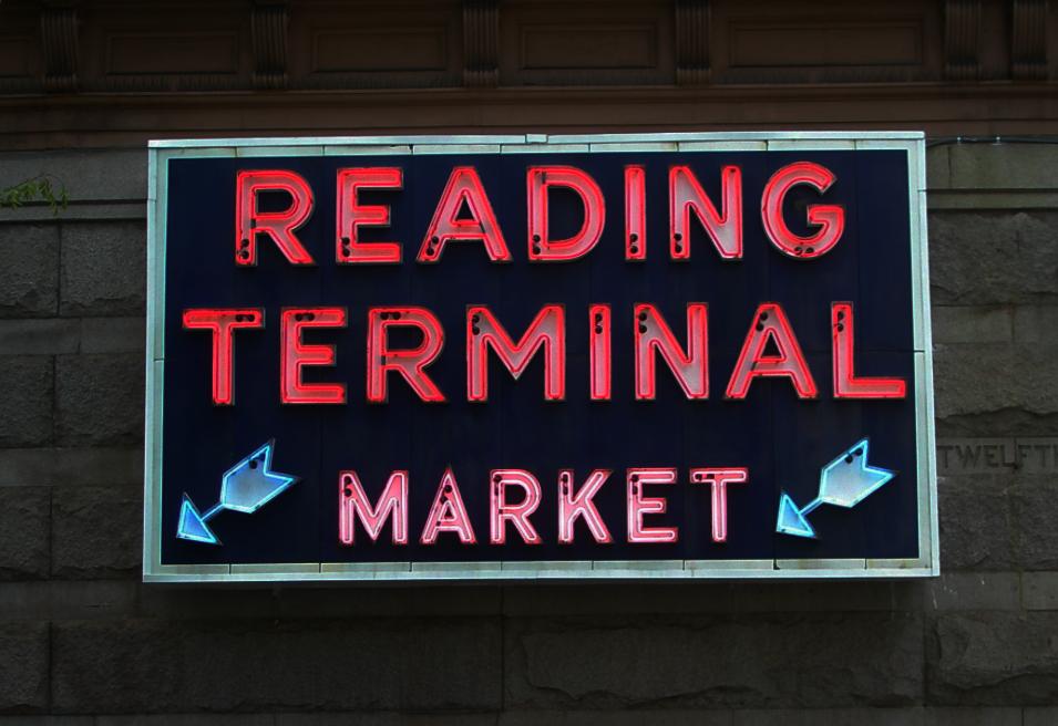 Рынок Reading Terminal free 1