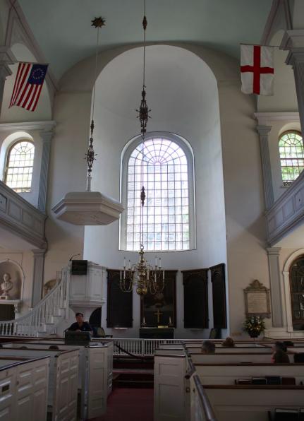 Старая Северная Церковь free 7