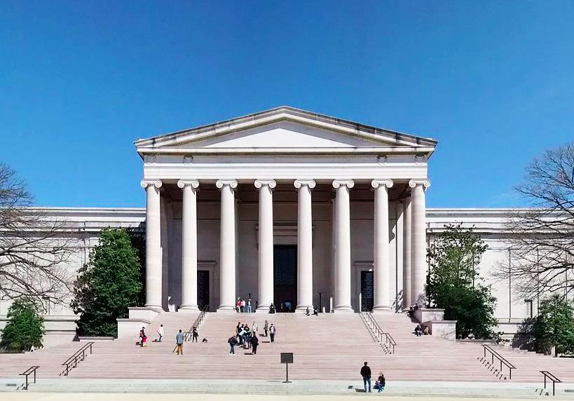 Вашингтонская Национальная Галерея Искусств