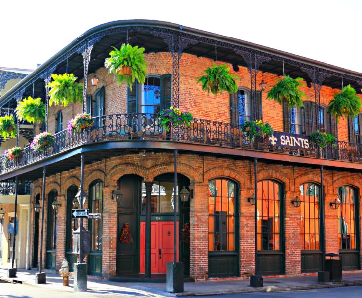 экскурсия по Новому Орлеану 1