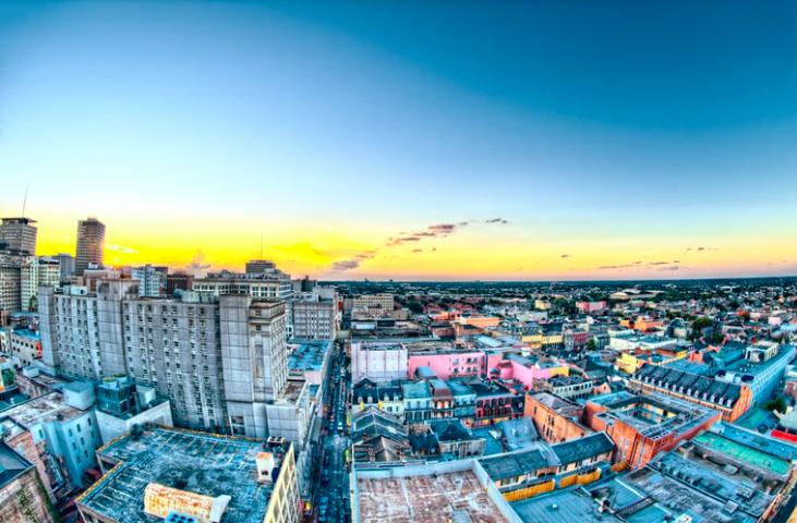 экскурсия по Новому Орлеану free 1