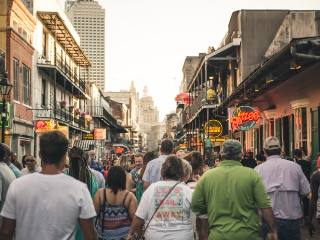экскурсия по Новому Орлеану free 2