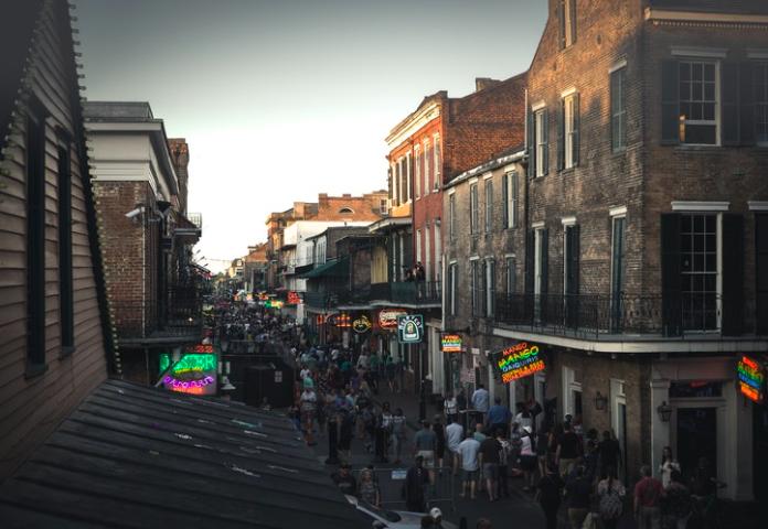 экскурсия по Новому Орлеану free 5