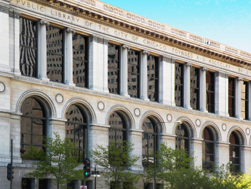 Чикагский Культурный Центр 1