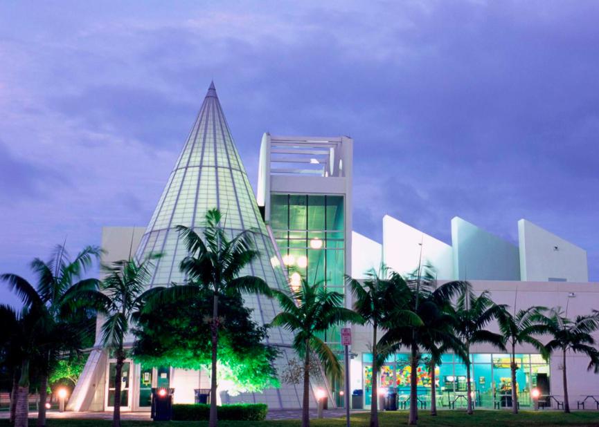 Детский Музей Майами - 1