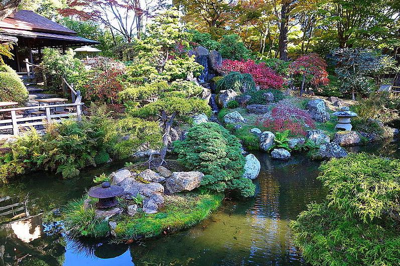 Японский Чайный Сад free 7