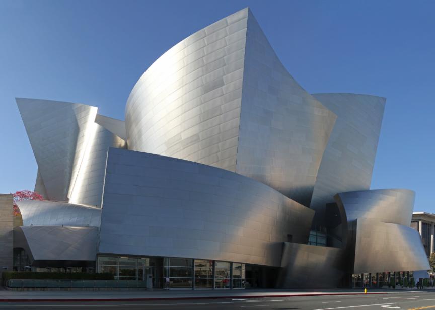 Концертный Зал Диснея - Лос-Анджелес 2