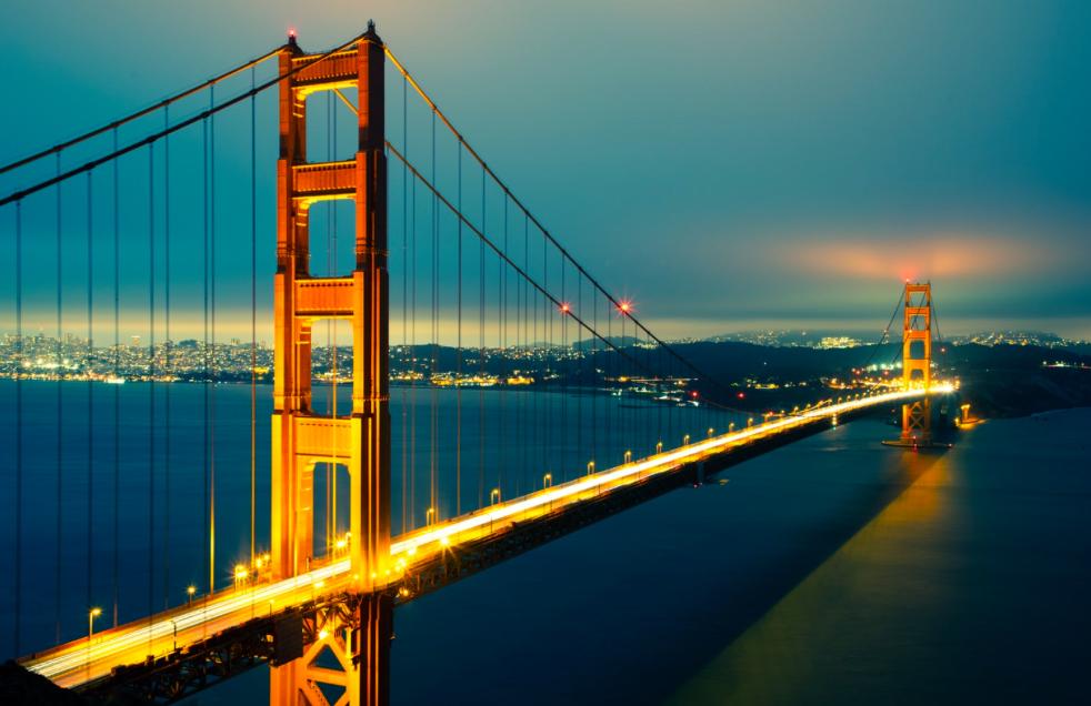 Мост Золотые Ворота Free 2
