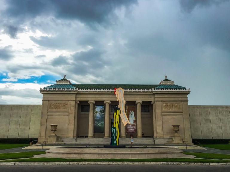 Музей Искусств Нового Орлеана - 1
