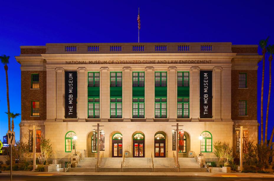 Музей Моб - Музей Мафии - Лас-Вегас 1