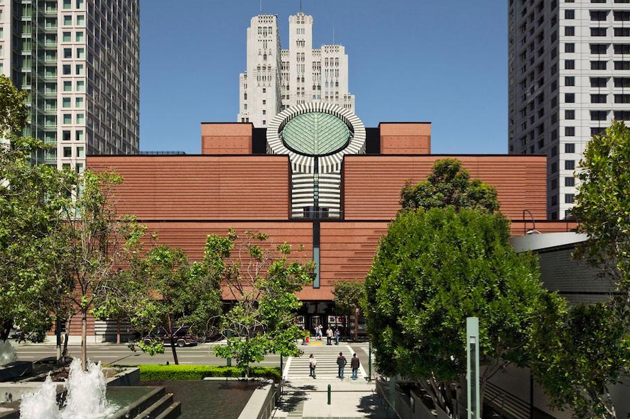 Музей Современного Искусства Сан-Франциско 2