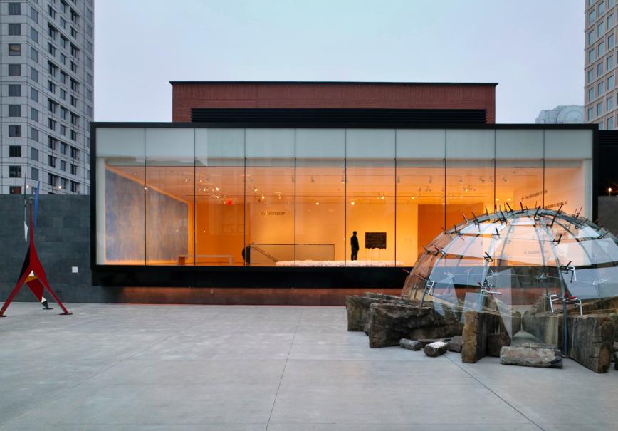 Музей Современного Искусства Сан-Франциско 3