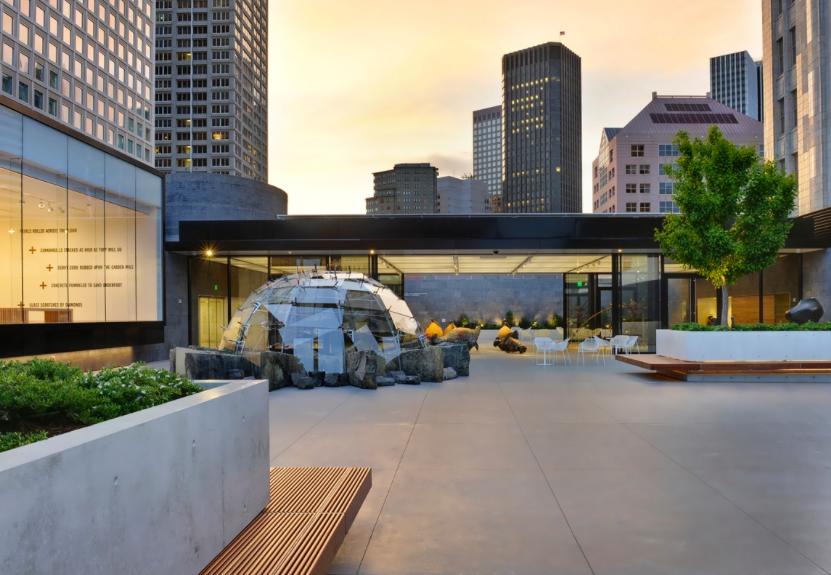Музей Современного Искусства Сан-Франциско 4