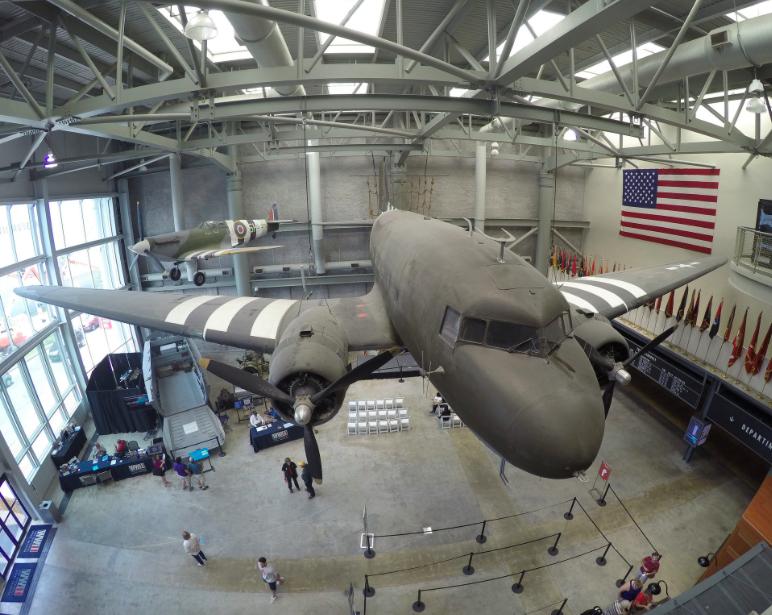 Музей Второй Мировой Войны Нового Орлеана 4