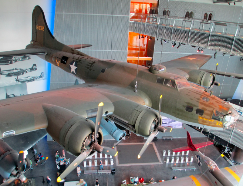 Музей Второй Мировой Войны Нового Орлеана 6