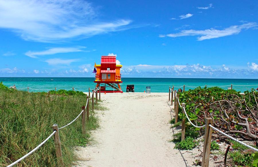 Пляж Хауловер free 4