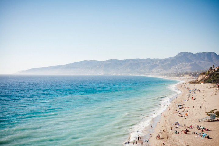 Пляж Малибу free 2