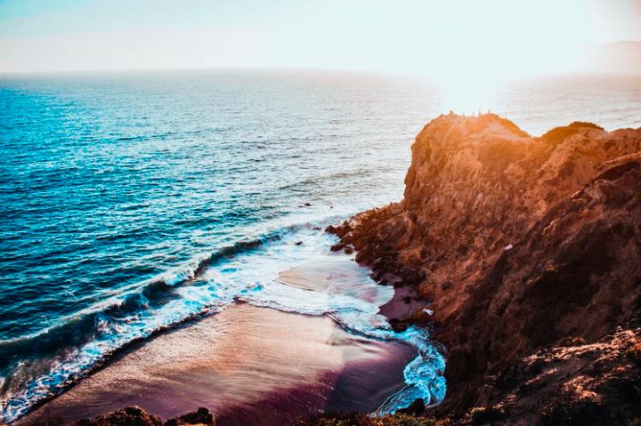 Пляж Малибу free 4