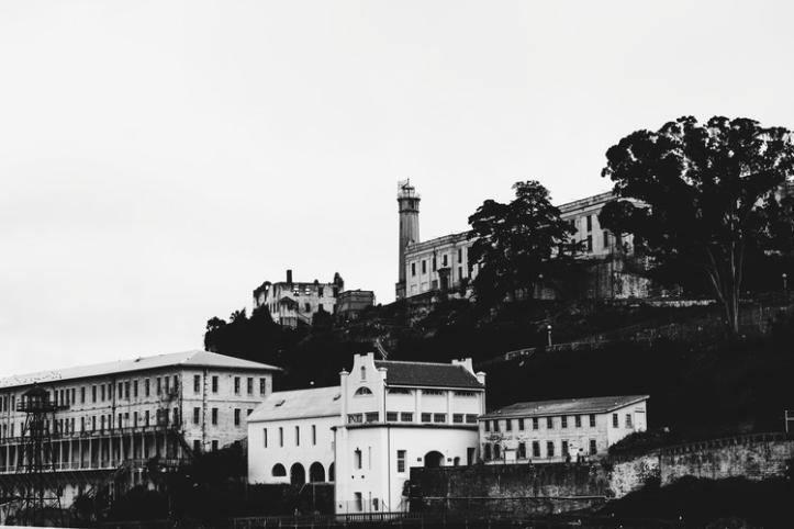 Тюрьма Алькатрас free 3