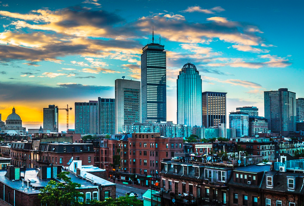 Бостон free 1