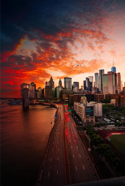 Нью-Йорк Сити фото 1
