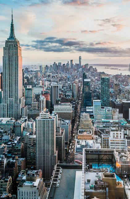 Нью-Йорк Сити фото 2