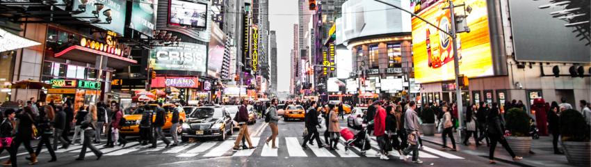 Нью-Йорк таймс-сквер
