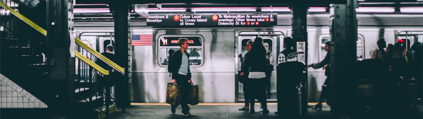 нью-йорк метро