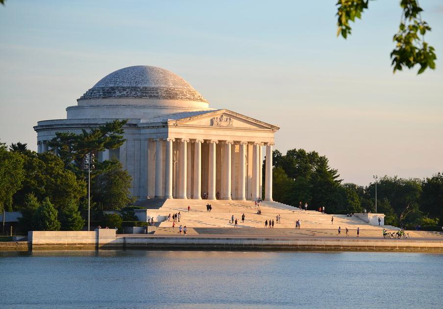 Мемориал Джефферсона free 1