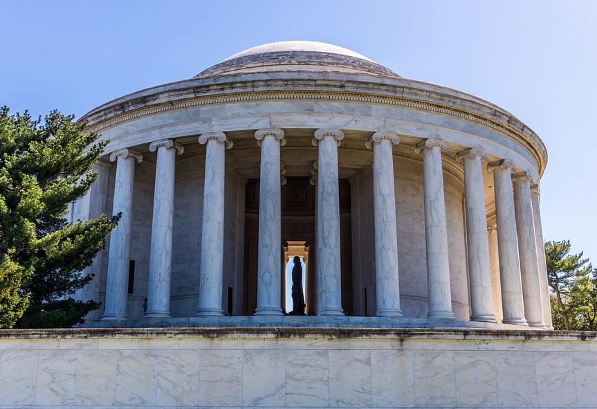 Мемориал Джефферсона free 6