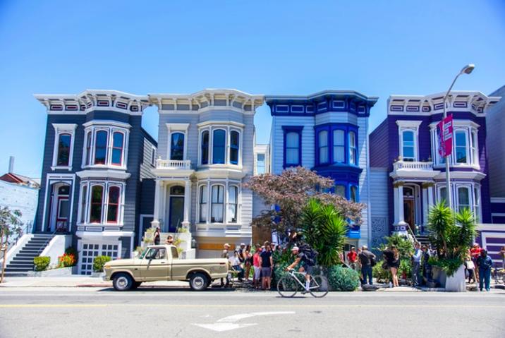 Сан Франциско free 12