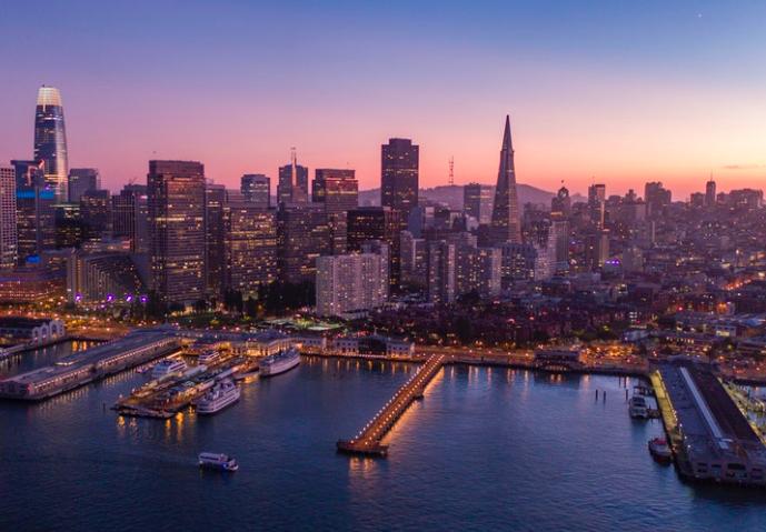 Сан Франциско free 6