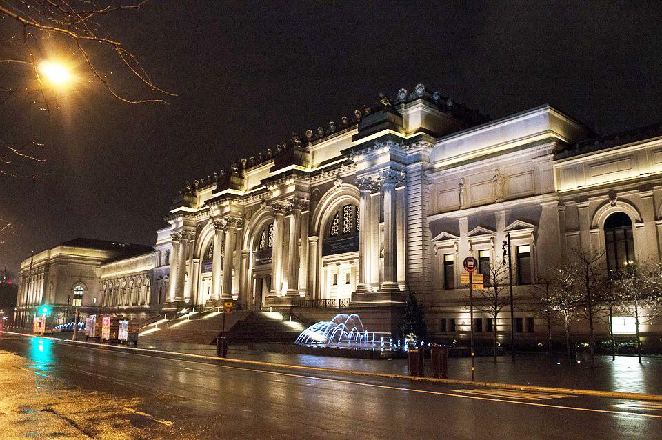 экскурсия по музею Метрополитен на русском языке 1