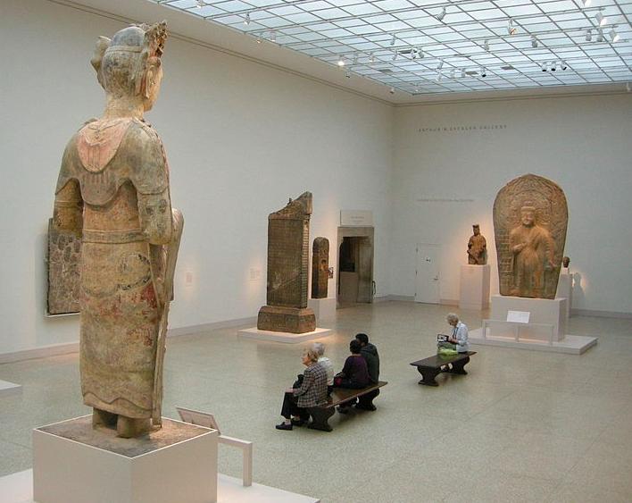 экскурсия по музею Метрополитен на русском языке 13