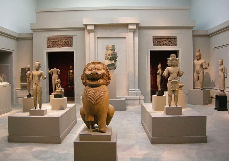 экскурсия по музею Метрополитен на русском языке 15