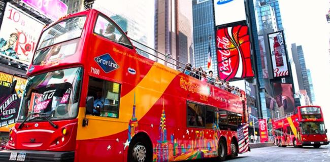Автобусная экскурсия в Нью-Йорке на русском языке Верхний Манхеттен 1