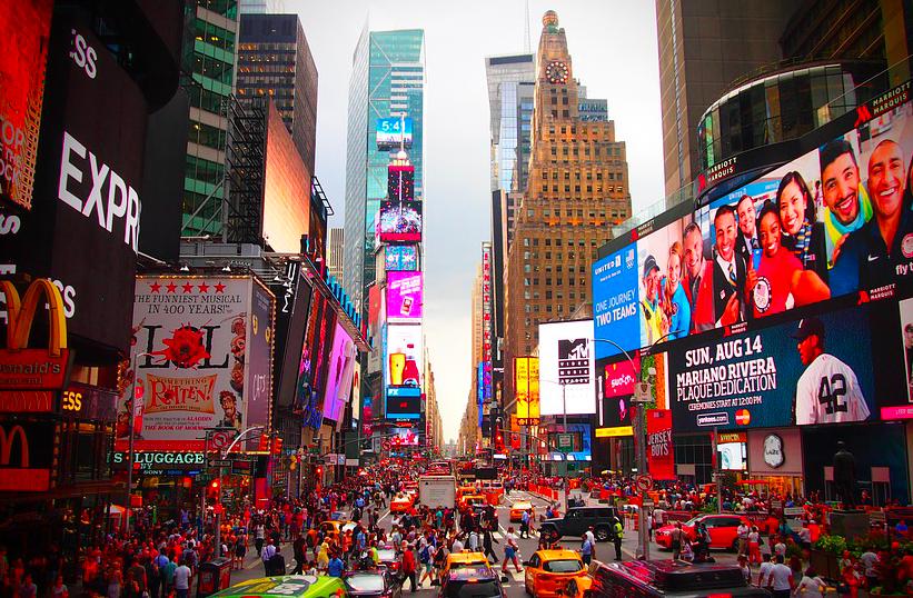 Автобусная экскурсия в Нью-Йорке на русском языке Верхний Манхеттен 2
