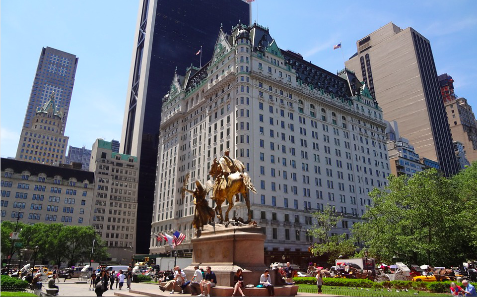 Автобусная экскурсия в Нью-Йорке на русском языке Верхний Манхеттен free 4