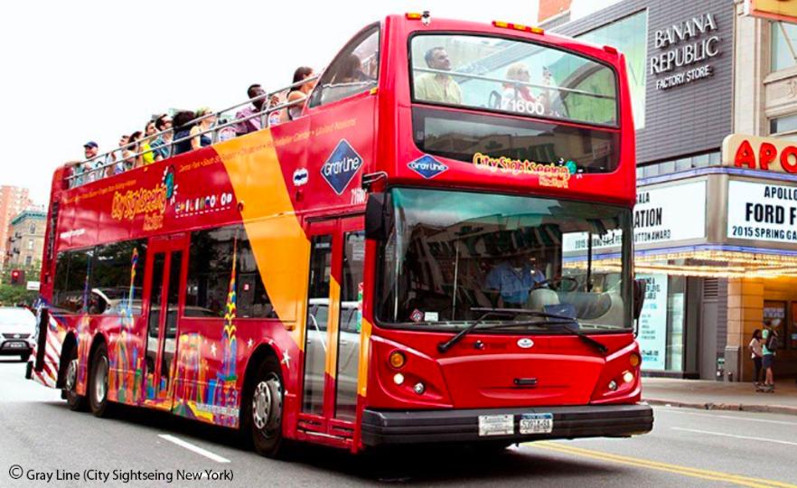 Автобусные экскурсии по Нью-Йорку с аудио-гидом на русском языке