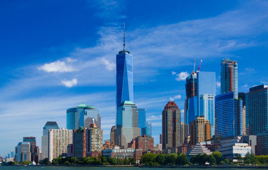 Теплоходный круиз по Гудзону в Нью-Йорке 2