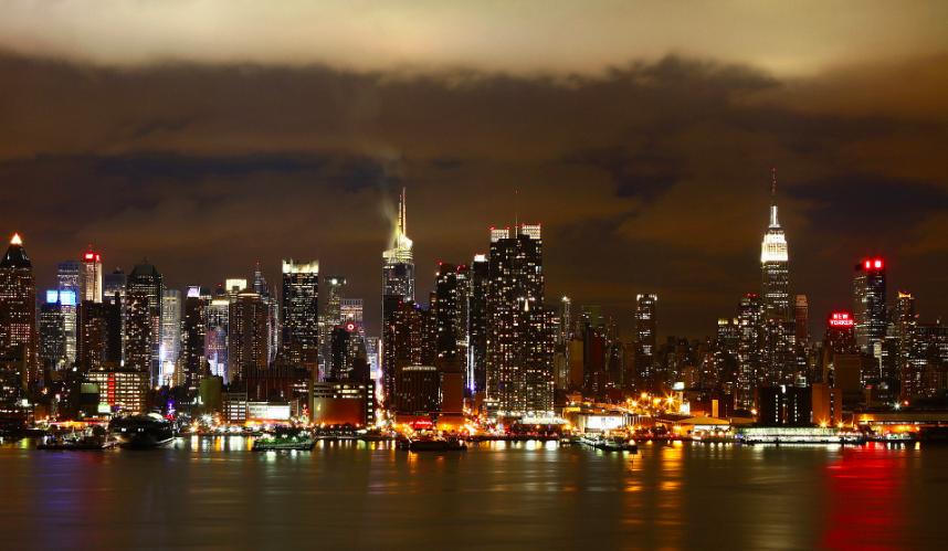 Теплоходный круиз по Гудзону в Нью-Йорке 6