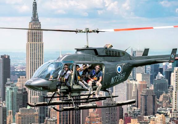 Вертолетный тур без дверей в нью-йорке -30 мин-1