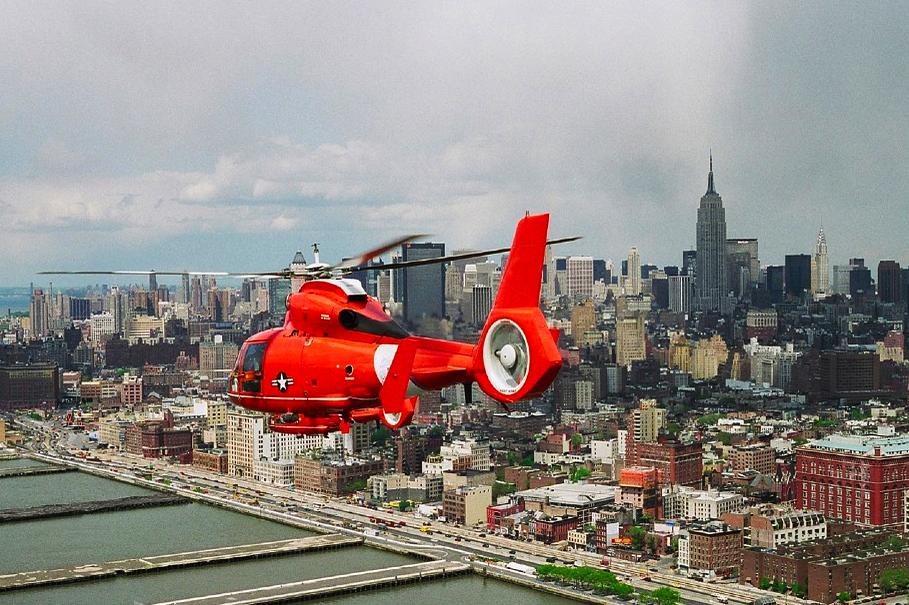экскурсия на вертолете в Нью-Йорке 30 минут 1