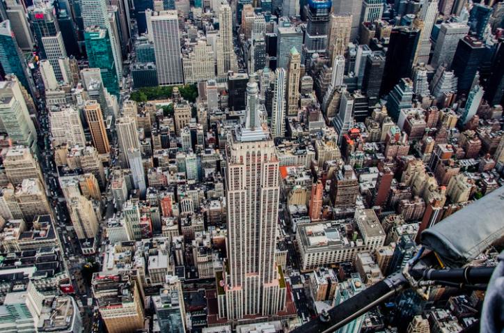 экскурсия на вертолете в Нью-Йорке 30 минут 2