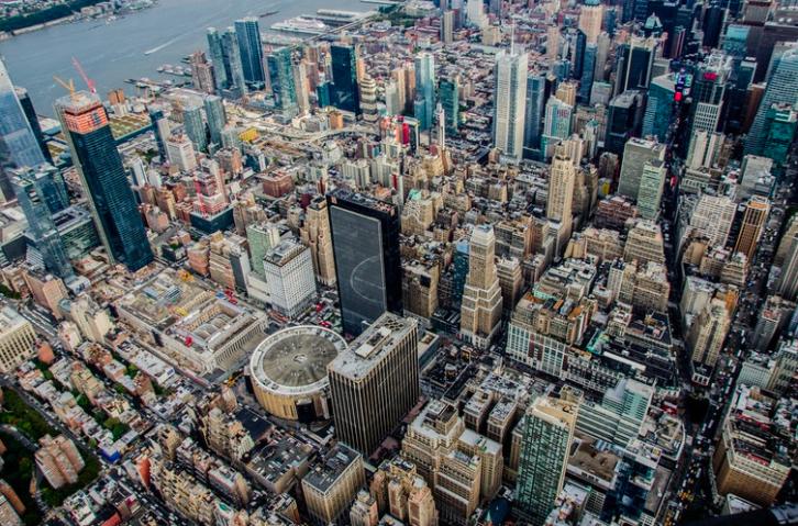 экскурсия на вертолете в Нью-Йорке 30 минут 3
