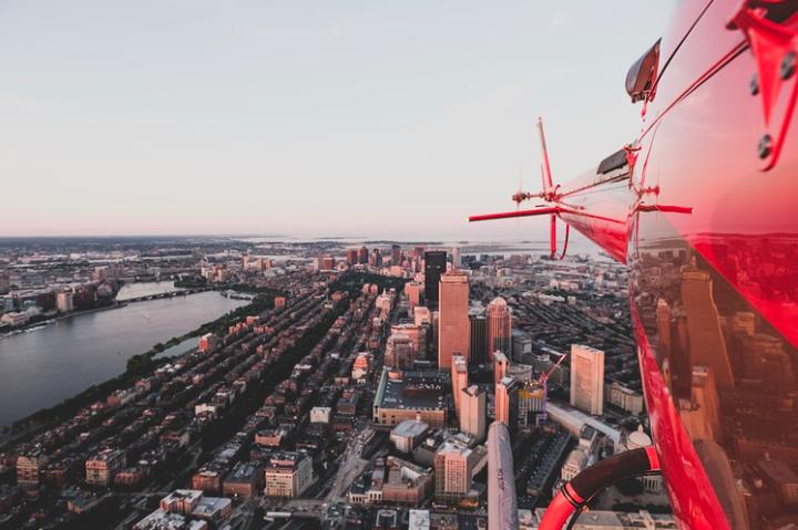 экскурсия на вертолете в Нью-Йорке 30 минут 5