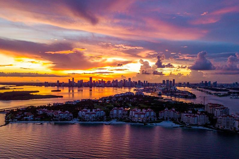 Вертолет в Майами | Вертолетные экскурсии в Майами 7